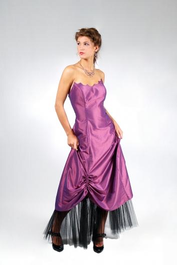 <h5>שמלת טפט  </h5>